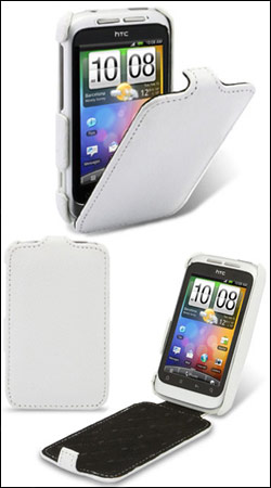 ����� ��� htc wildfire s melkco white lc (�����)