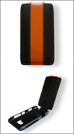 ����� ��� nokia n8 melkco limited edition black-orange lc (�����-���������)