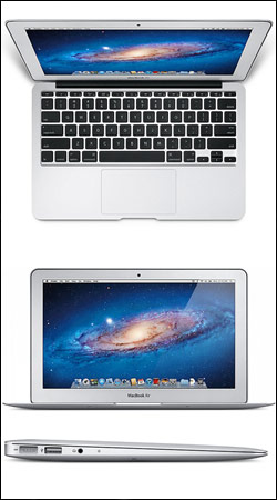 "apple macbook air md231rs/a (intel core i5, 1.8ghz, 13,3"", 4gb, 128gb flash, bluetooth, hd graphics 4000-sun)"