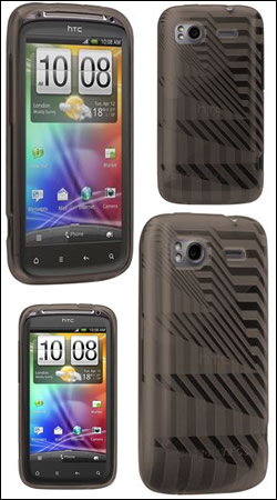 чехол для htc sensation case mate cm015768 (серый)