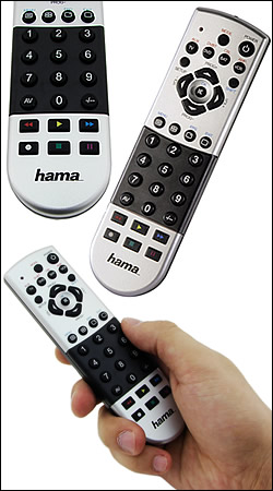 Hama remote control universal 8in1 user manual | page 13 / 30.