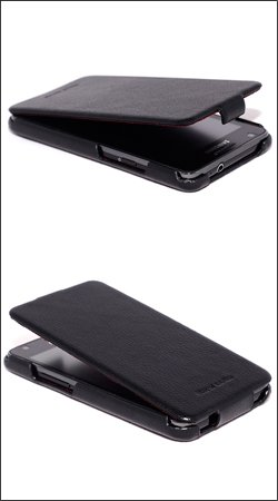чехол для samsung galaxy s2 i9100 hoco case leather case
