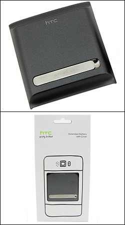 ����������� ��� htc hd2 t8585 htc bp e400 + ������ ������ (��������� 2300mah )