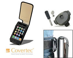 ����� ��� iphone 3g luxury flap �� covertec