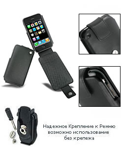 чехол для iphone 3g noreve (черный)