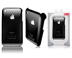 чехол для iphone 3g 8gb/16gb ledbox (черный)