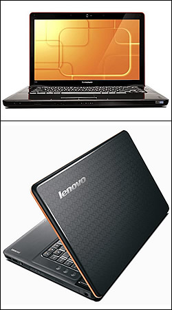 "lenovo ideapad y550 (core 2 duo t4400 2200 mhz/15.6""/1366x768/3072mb/320gb/dvd-rw/wi-fi/bluetooth/win7 hb) 15.6 дюймов (black)"