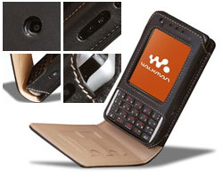 чехол для sony ericsson p1i covertec