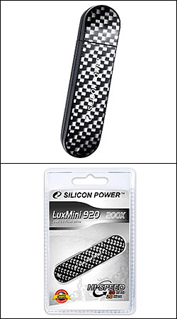 silicon power luxmini 920 16gb