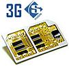 Адаптер на 2 sim (сим) карты Sibex 3G (8 поколение)