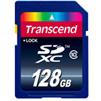 SD SDXC 128GB class 10 (Transcend TS128GSDXC10 )