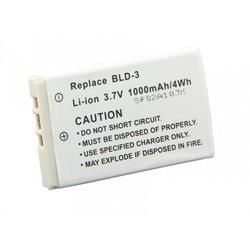Аккумулятор для Nokia 2100, 6610, 7210 (106-9160 INSMAT (BLD-3))