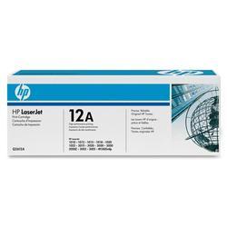 Картридж для HP LaserJet HP Q2612A (черный)