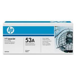 Картридж для HP LaserJet P2014, P2015, M2727 (Q7553A) (черный)