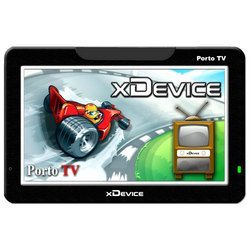 xDevice microMAP Porto TV Черный