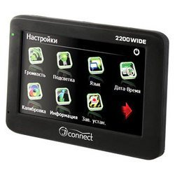 jj-connect autonavigator 2200 wide 2gb