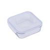 Контейнер пищевой Glasslock OCSS-190 (1900 мл) (стекло)  - Посуда для готовкиПосуда для готовки<br>Glasslock OCSS-190 - пищевой контейнер, форма квадратная, объем 1900 мл, материал ударопрочное закаленное стекло, крышка с защелками, использование в СВЧ, размеры: 211х211х64 мм.<br>
