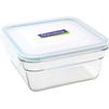 Контейнер пищевой Glasslock OCST-165 (1650 мл) (стекло) - Посуда для готовкиПосуда для готовки<br>Glasslock OCST-165 - пищевой контейнер, форма квадратная, объем 1650 мл, материал закаленное стекло, крышка с защелками, использование в СВЧ, размеры: 79x180x180 мм.<br>