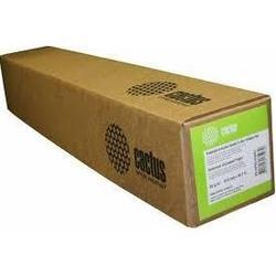 Универсальная бумага для плоттеров (610мм х 45м) (Cactus CS-LFP80-610457E-4)