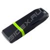 Perfeo C11 4GB (черный) - USB Flash driveUSB Flash drive<br>Объем 4GB, тип разъема USB A, интерфейс USB 2.0, материал корпуса: пластик, съемный колпачок.<br>