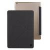 Чехол-книжка для Apple iPad Pro 10.5 (Uniq Yorker Kanvas PDP105YKR-KNVBLK) (черный) - Чехол для планшетаЧехлы для планшетов<br>Чехол плотно облегает корпус планшета и гарантирует его надежную защиту от царапин и потертостей.<br>