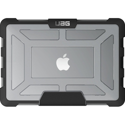 "Чехол для Apple MacBook Pro 15"" (Urban Armor Gear Rugged MBP15-4G-L-IC) (прозрачный)"