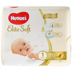 Huggies Elite Soft 1 (до 5 кг) 84 шт.