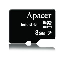 apacer microsdhc 8gb industrial (ap-msd08gia-1htm)