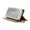 Microlab D23 (серебристый, кофейный) - Колонка для телефона и планшета