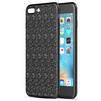 Чехол-накладка для Apple iPhone 7 Plus (Baseus Plaid Case WIAPIPH7P-GP01) (черный) - Чехол для телефонаЧехлы для мобильных телефонов<br>Чехол плотно облегает корпус и гарантирует надежную защиту телефона от царапин, потертостей и других внешний воздействий.<br>