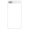 Чехол-накладка для Apple iPhone 7 Plus (Baseus Mirror Case WIAPIPH7P-MJ02) (белый) - Чехол для телефонаЧехлы для мобильных телефонов<br>Чехол плотно облегает корпус и гарантирует надежную защиту телефона от царапин, потертостей и других внешний воздействий.<br>