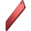 Чехол-накладка для Apple iPhone 7 Plus (Baseus Meteorite Case WIAPIPH7P-YU09) (красный) - Чехол для телефонаЧехлы для мобильных телефонов<br>Чехол плотно облегает корпус и гарантирует надежную защиту телефона от царапин, потертостей и других внешний воздействий.<br>
