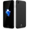 Чехол-накладка для Apple iPhone 7 (Baseus Thin Case WIAPIPH7-AZB01) (черный) - Чехол для телефонаЧехлы для мобильных телефонов<br>Чехол плотно облегает корпус и гарантирует надежную защиту телефона от царапин, потертостей и других внешний воздействий.<br>