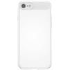 Чехол-накладка для Apple iPhone 7 (Baseus Mirror Case WIAPIPH7-MJ02) (белый) - Чехол для телефонаЧехлы для мобильных телефонов<br>Чехол плотно облегает корпус и гарантирует надежную защиту телефона от царапин, потертостей и других внешний воздействий.<br>