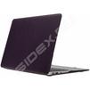 Кожаный чехол для Apple MacBook Air 11 (Heddy Leather Hardshell OEM-N-A-11-01-12) (баклажановый) (ОЕМ) - Чехол для ноутбукаЧехлы для ноутбуков<br>Обеспечит надежную защиту вашего ноутбука от повреждений.<br>