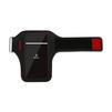Спортивный чехол для смартфонов 5.8 (Baseus Flexible Wristband CWYD-B09) (черно-красный) - Универсальный чехол для телефонаУниверсальные чехлы для мобильных телефонов<br>Чехол плотно облегает корпус и гарантирует надежную защиту от царапин и потертостей.<br>