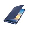 Чехол-книжка для Samsung Galaxy Note 8 (LED View Cover EF-NN950PNEGRU) (темно-синий) - Чехол для телефонаЧехлы для мобильных телефонов<br>Чехол плотно облегает корпус и гарантирует надежную защиту от царапин и потертостей.<br>