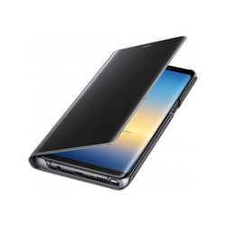 Чехол-книжка для Samsung Galaxy Note 8 (Clear View Standing Cover EF-ZN950CBEGRU) (черный)