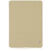 Чехол-книжка для Apple iPad Pro 10.5 (Baseus Simplism Y-Type Leather Case LTAPIPD-F11) (хаки) - Чехол для планшетаЧехлы для планшетов<br>Чехол плотно облегает корпус и гарантирует надежную защиту от царапин и потертостей. Имеет функцию подставки и встроенные магниты для режима «сна».<br>
