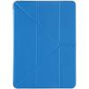 Чехол-книжка для Apple iPad Pro 12.9 (Baseus Jane LTAPIPD-C03) (синий) - Чехол для планшетаЧехлы для планшетов<br>Чехол плотно облегает корпус и гарантирует надежную защиту от царапин и потертостей. Обладает функцией подставки с разными углами наклона.<br>