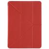 Чехол-книжка для Apple iPad Pro 12.9 (Baseus Simplism Y-Type Leather Case LTAPIPD-E09) (красный) - Чехол для планшетаЧехлы для планшетов<br>Чехол плотно облегает корпус и гарантирует надежную защиту от царапин и потертостей. Обладает функцией подставки. Встроенные магниты позволяют в автоматическом режиме переводить Ваш гаджет в спящий режим.<br>