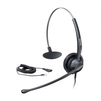 Yealink YHS33 - НаушникиНаушники<br>Yealink YHS33 - моноуральная головная гарнитура, совместима со всеми сериями SIP-телефонов Yealink. Микрофон с шумоподавлением, длина кабеля 1м, 90Ом, 50г, разъем 4P4C(RJ9).<br>