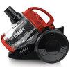 BBK BV-1503 (черный, красный) - ПылесосПылесосы<br>BBK BV-1503 - пылесос, обычный, уборка - сухая, без мешка для сбора пыли (циклон), мощность 2000 Вт, мощность всасывания 320 Вт, регулятор мощности на корпусе.<br>