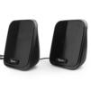 Gembird SPK-100 (черный) - Акустическая системаАкустические системы<br>Акустическая система 2.0, Gembird SPK-100, черный, 6 Вт, регулировка громкости, USB-питание.<br>