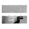 Клавиатура для ноутбука Asus N75, N75SF, N75SL, N75S (KB-101600) (серебристый) - Клавиатура для ноутбукаКлавиатуры для ноутбуков<br>Клавиатура легко устанавливается и идеально подойдет для Вашего ноутбука.<br>