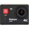 Rekam A320 4K (черный) - Экшн-камераЭкшн-камеры<br>Экшн-камера, дисплей 2, разрешение дисплея 320x240, разрешение видео: 4K (30к/c), Full HD (60 к/с), HD (120 к/с).<br>