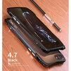 Чехол бампер для Apple iPhone 7, 6, 6s (Luphie Sports-Car) (черный) - Чехол для телефонаЧехлы для мобильных телефонов<br>Чехол-бампер обеспечивает надежную защиту корпуса смартфона от грязи, царапин, потертостей и других негативных внешних воздействий.<br>