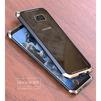 Чехол бампер для Samsung Galaxy S8 (Luphie Double Dragon) (черный, серебристый) - Чехол для телефонаЧехлы для мобильных телефонов<br>Чехол-бампер обеспечивает надежную защиту корпуса смартфона от грязи, царапин, потертостей и других негативных внешних воздействий.<br>