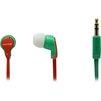 Smartbuy Fanatik (SBE-4020) (красно-зеленый) - Наушники