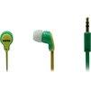 Smartbuy Fanatik (SBE-4010) (желто-зеленый) - НаушникиНаушники<br>Проводные внутриканальные наушники, динамики 10 мм, частотный диапазон наушников: 20 Гц-20 кГц, сопротивление наушников 16 Ом, подключение minijack 3.5мм.<br>